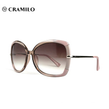 2018 new hot gold metal frame sunglasses