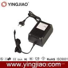 60W AC DC Linear Adapter with UL