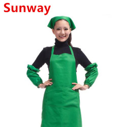 Plastic Aprons with Pockets