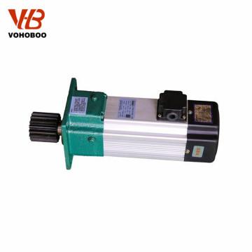 Китай хорошая цена крана 220 вольт переменного тока редуктор мотор 3 участков