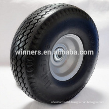 Flat-free Turf Tire and Wheel 9x3.50-4 10x3.50-4