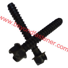 Slot Hex Screw Special Bolts Black Bolts