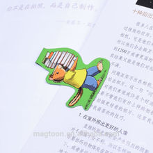2015 New Product Advertising Gift Magnetic Bookmark