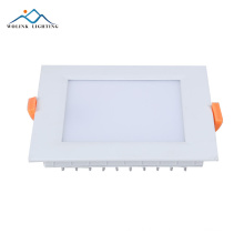 High lumen 6w 420lm led flat panel wall light,ul led panel light