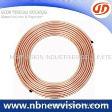 Air Conditioner Copper Pancake Coils - 50'/15m Length
