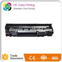 Cartuchos de tóner compatibles CF283A para HP Laserjet M125 / M126 / M127f / 201/225 (283A) Tóner