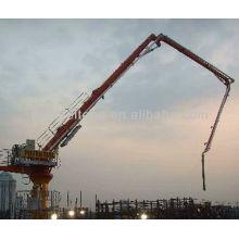 Tipo hidráulico de Putzmeister / maquinaria concreta / concreto que coloca o crescimento