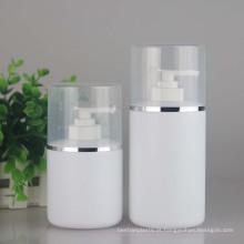 Garrafa do champô do PE 550ml para o empacotamento cosmético