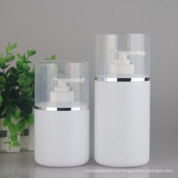 Botella del champú de 550ml PE para el empaquetado cosmético