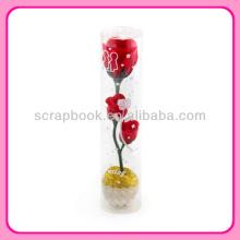 Lindas rosas de sabonete lindo presente da promoção
