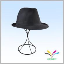 Venda quente moderna customizada tabletop wire baseball cap display rack