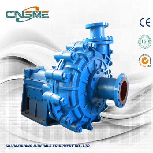 Abrasion Resistant Slurry Pumps Hard Metal