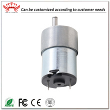 Low Noise 37mm Dc Gear Motor For Robot