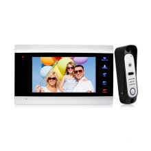 Bcom Cost Effective plastic 4 wired video door phone Basic set for villa use