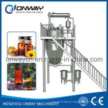 Máquina de destilación de aceite esencial de alta eficiencia Tq