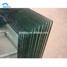 Película de ventana transparente de forma plana y flotante