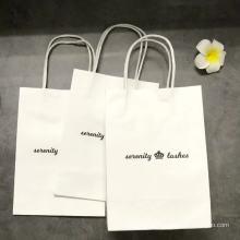 Emballage Sacs recyclables Papier Kraft Cadeau