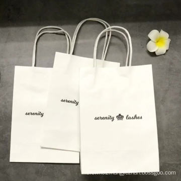 Packaging Recyclable Bags Kraft Paper Gift