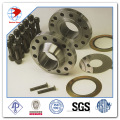Forged Stainless Steel SUS304 Welding Neck Flange Wn Flange