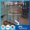 vidrio templado laminado pvb de baja emisividad para la construcción de vidrio de elevación