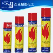 5X Hign Qualität Feuerzeuge Butangas Hersteller