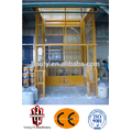 2000kg 3.5m hydraulic vertical platform man lift up mechanism