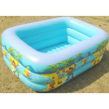 1.5m Children′s Inflatable Noble Square Swimming Pool