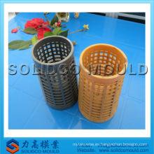 Molde de bobina y bobina de plástico para moldeo de textiles Molde de bobina y bobina de plástico para moldeo de materia textil