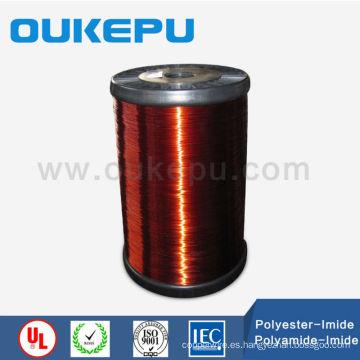 cáscara de capa H240C alambre de aluminio esmaltado