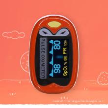 Schönes Pulsoximeter für Kinder