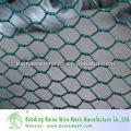 China Twist negativo Fabricação de malha de arame hexagonal galvanizado quente
