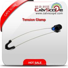 Braçadeira de tensão de cabo de fibra óptica Csp-05 ADSS de alta qualidade Braçadeira de âncora