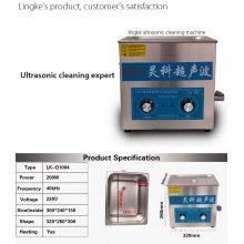 Limpiador ultrasónico de instrumentos