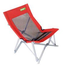 En aluminium rapide chaise pliante Camping voyages d'agrément familial en plein air