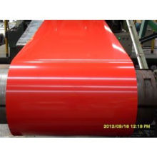 Z60 Ral 9006 Color Coated Galvanized Steel Sheet