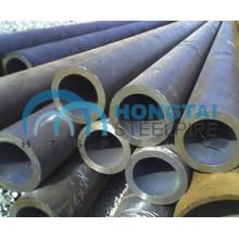 ASTM A210 / DIN St52 Tubes en acier sans carbone carbone St52