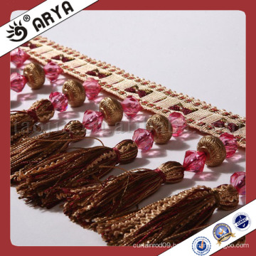 2015 New Curtain Tassel Fringe Trimming for Curtain also for Home Textile,Valance,Sofa Accessory Decoration,TOP SALES