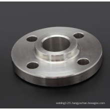 Round type forged flange stainless steel end hdpe pipe chinese manufacturers