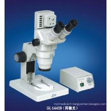 Microscope stéréo / microscope / microscope stéréo avec LED