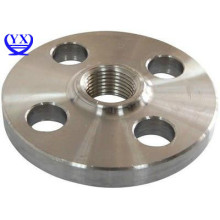 ANSI B16.5 carbon steel thread steel flange