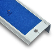 Aluminum Adhesive Step Nosing