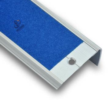 Adhésif en aluminium Step Nosing