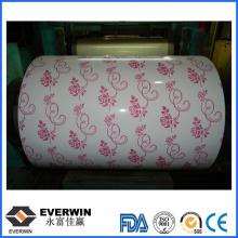 8011 Prepainted Aluminum Coil