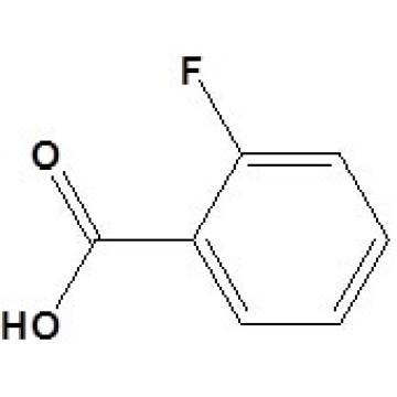 Ácido 2-fluorobenzoico Nº CAS 445-29-4