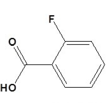Acide 2-fluorobenzoïque N ° CAS 445-29-4