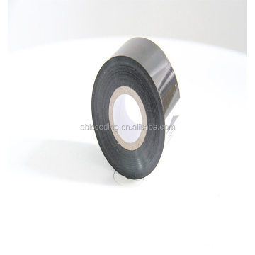 good Refrigeration 35mm*100m Direct purchase 30mm * 100m hot stamping foil for printed food labels fabric of date coding ribbon