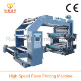 Automatic High Speed Flexo Printing Machine