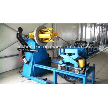 Decoiler hidráulico com coilcar (5-10ton)