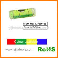 Niveau de niveau de tube avec norme ROHS YJ-SL0716