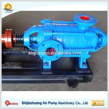 Bomba de água principal alta de vários estágios horizontal da bomba de água principal de múltiplos estágios horizontal alta pressão